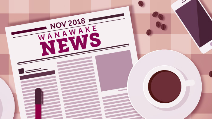 Wanawake news: Noviembre 2018