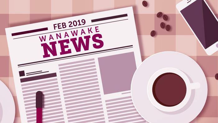 Wanawake news: Febrero 2019