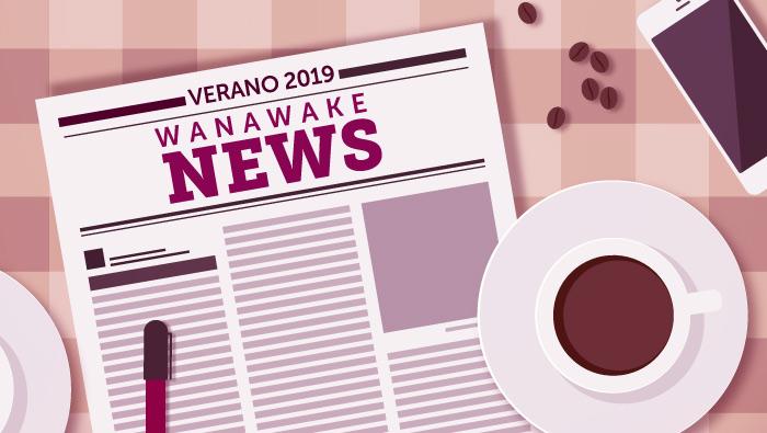 Wanawake news: Verano 2019