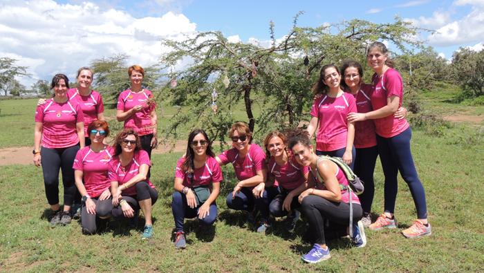Deporte y voluntariado, un buen tándem para cambiar el mundo