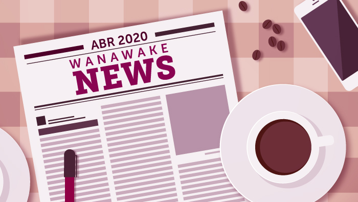 Wanawake news: Abril 2020