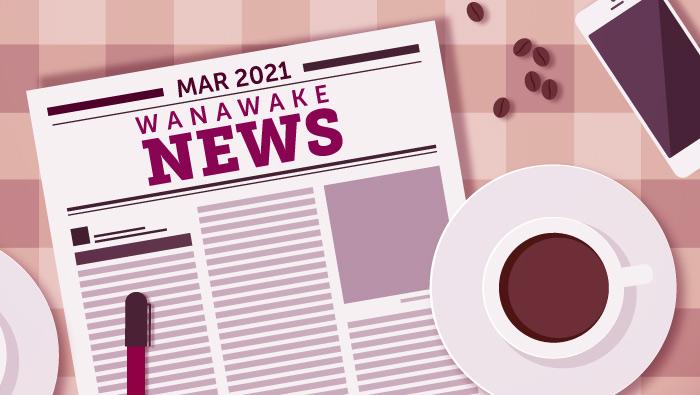 Wanawake news: Marzo 2021